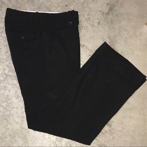 Ann Taylor Loft Cuffed Marisa  trousers